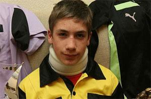 Agresion a un árbitro de 14 años