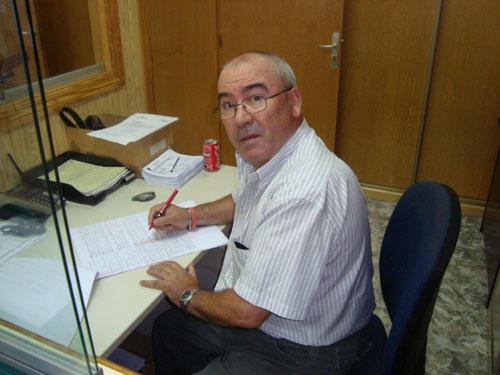 Anselmo Martin Franco
