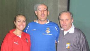 Marina, Ramón y Manolo