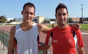 Ángel y Miguel, árbitros III división
