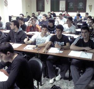 Los candidatos al ascenso, a examen | Comité d'Àrbitres de Futbol de