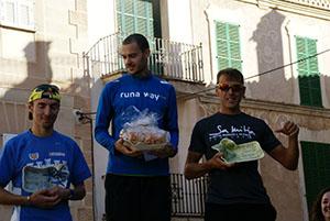 Nuestro compañero Guiem Durán gana en la media maratón de Porreras