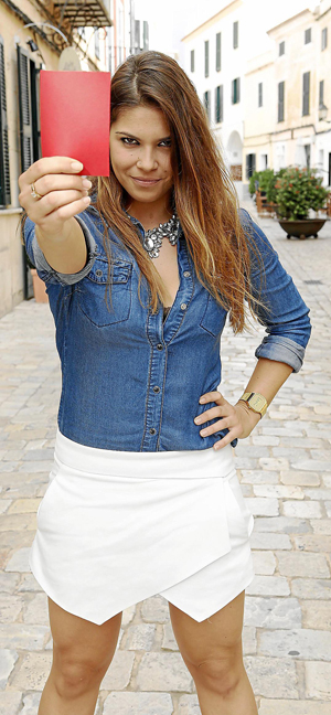 Diario de Menorca entrevista a nuestra compañera menorquina Núria Zalamea