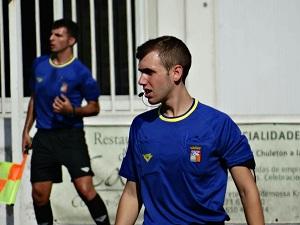 Debut de García Ferrer Jr.