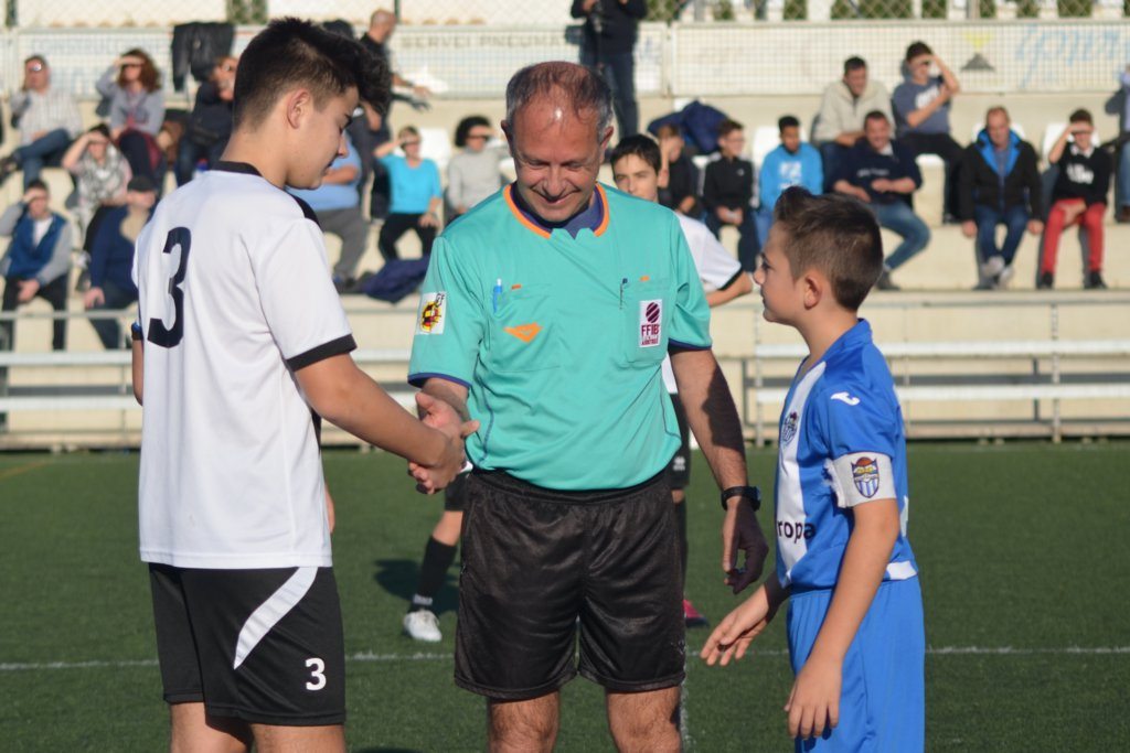 Participa en la nueva encuesta sobre las conductas del fútbol.