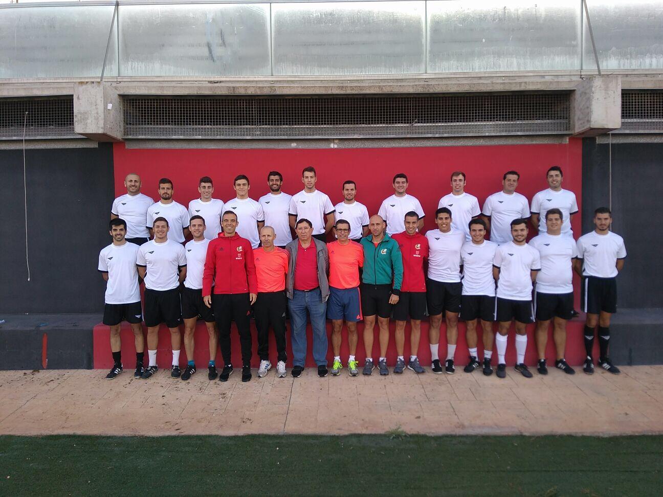 Charla a cargo de Santiago Varón y Guillermo Cuadra – árbitros de Segunda División