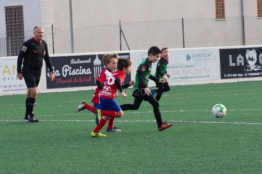 Miguel Guardiola concede la tarjeta blanca en Fútbol Base