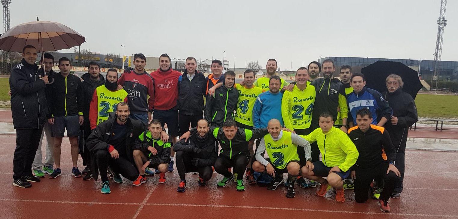 Pruebas físicas Febrero 2018   Árbitros de Tercera División, preferentes y árbitros asistentes.