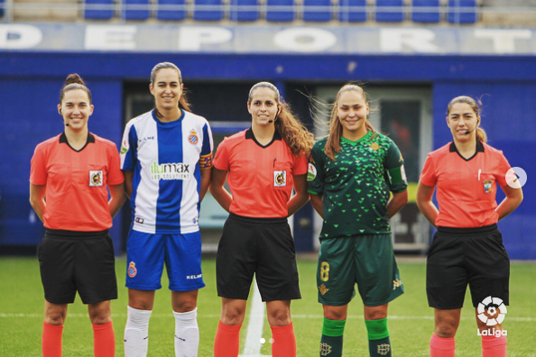 Nuevos debuts para Amy Peñalver en Primera División Femenina y Miguel Domato en Segunda División B