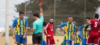 Nuevo caso de acoso ante un árbitro en Baleares. ¡Indignante!