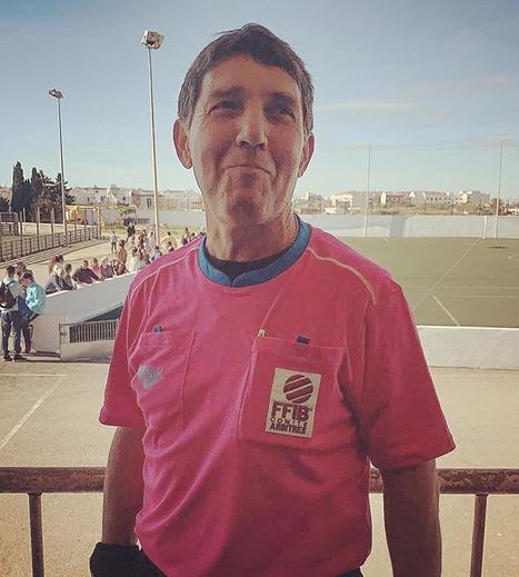 Reconocimiento para Pascual Vidal, compañero de Menorca.
