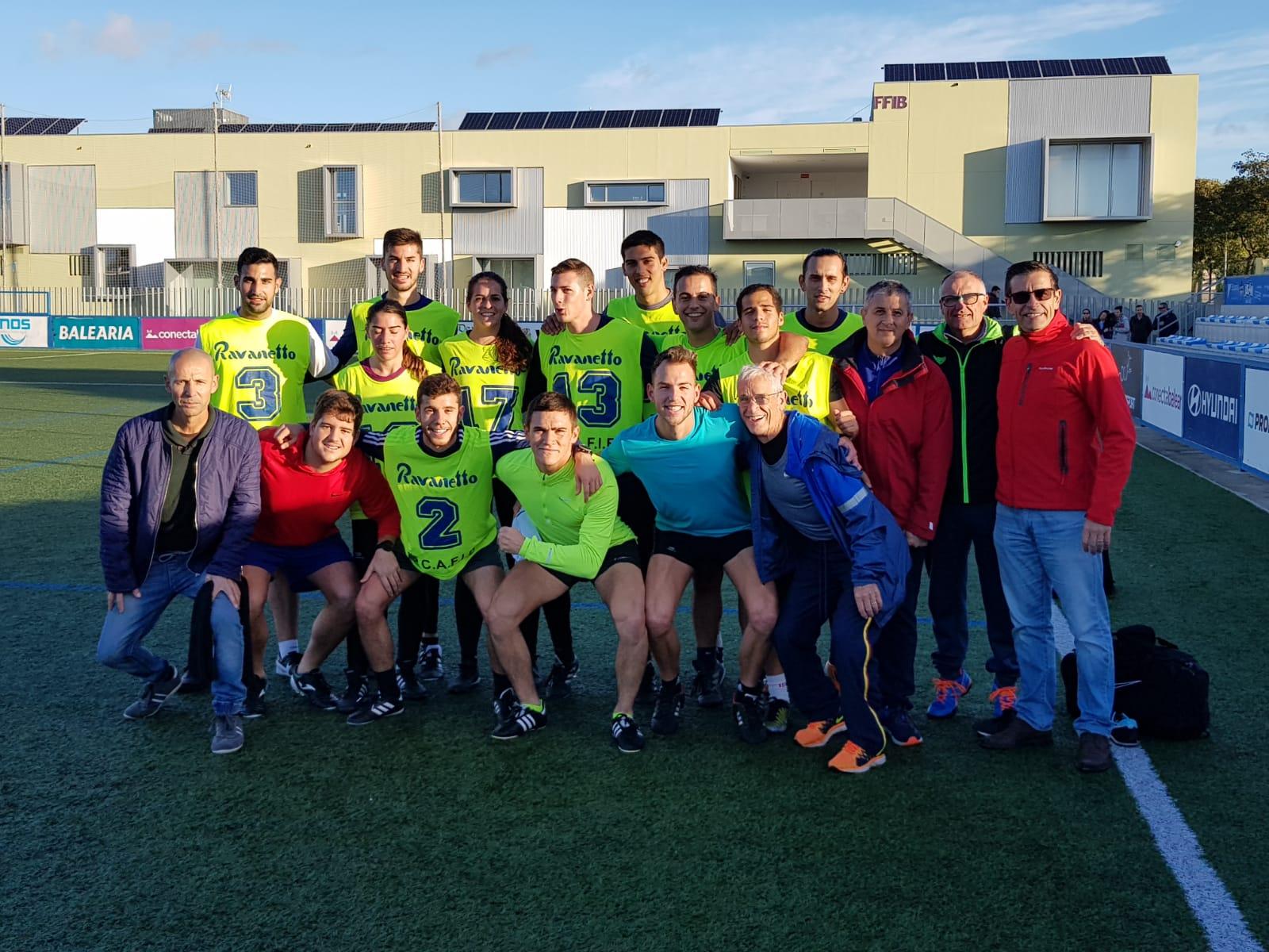 Nuevas pruebas físicas para los talentos y árbitros de preferente