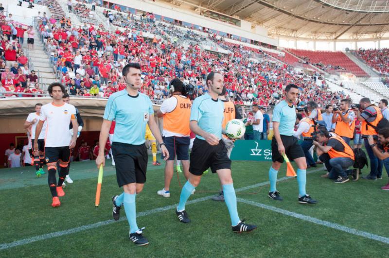 Conozcamos a Tià Ripoll, árbitro de Segunda División B