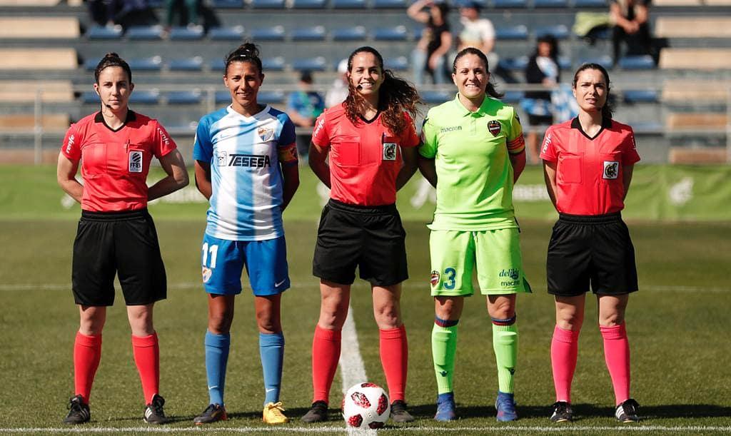 Debut en Primera División Femenina de Noelia