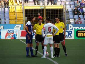 Arbitros de Costa Rica