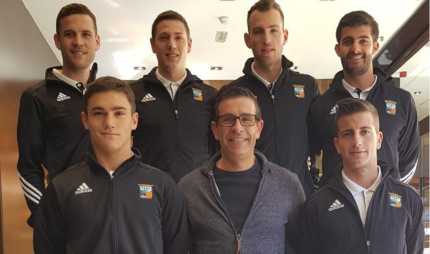 Nuestros talentos completan su curso en Madrid – Febrero 2018