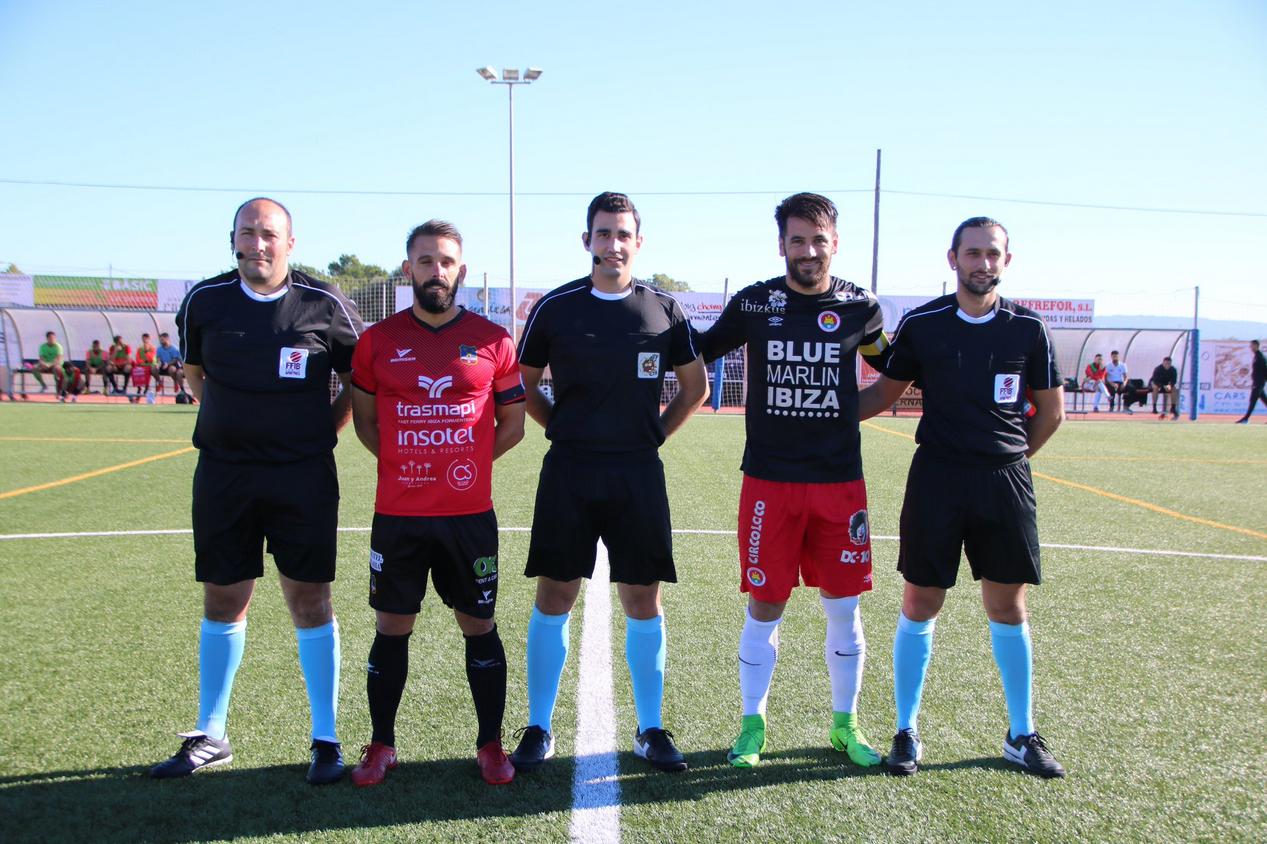"""Un nuevo derbi """"pitïuso"""" por nuestros árbitros"""