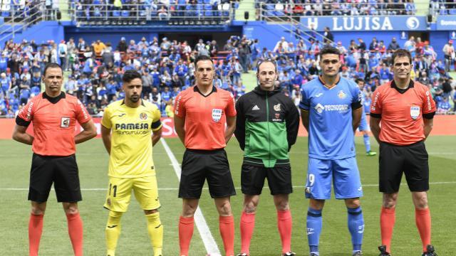 Último partido en Primera División de nuestro compañero Javi Martín García.