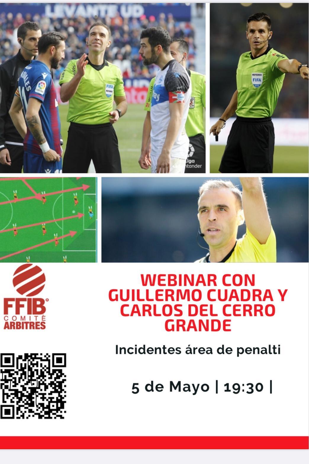 WEBINAR CON GUILLERMO CUADRA Y CARLOS DEL CERRO