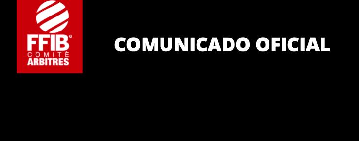 COMUNICADO OFICIAL | Cambios administrativos y de gestión